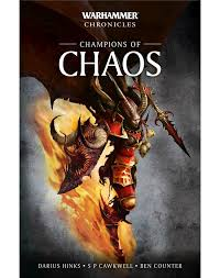 Black Library: Warhammer Chronicles- Champions of Chaos Omnibus (PB)