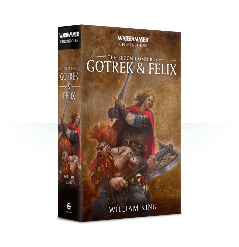 Black Library: Warhammer Chronicles: Gotrek & Felix: The Second Omnibus (SC)