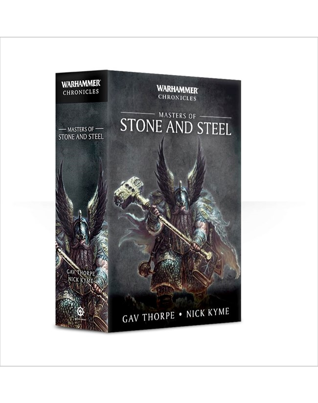 Black Library: Warhammer Chronicles: Masters of Stone and Steel