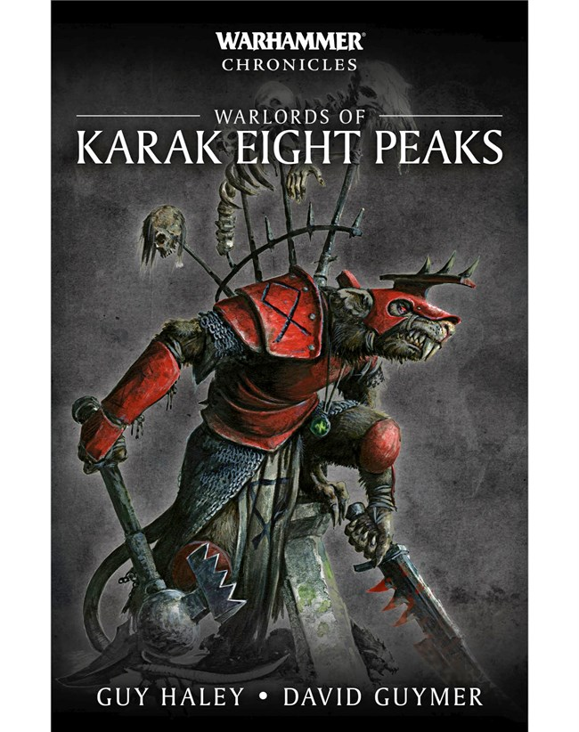 Black Library: Warhammer Chronicles- Warlords of Eight Peaks (PB)