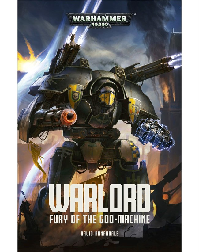 Black Library: Warlord: Fury of the God Machine