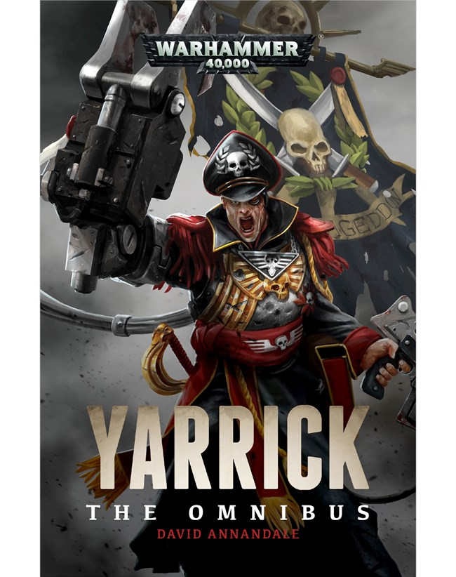 Black Library: Yarrick The Omnibus (PB)