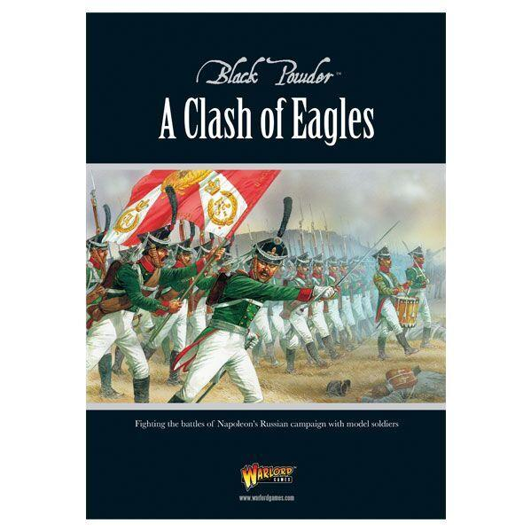 Warlord Games - Black Powder: A Clash of Eagles