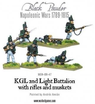 Warlord Games - Black Powder Napoleonic Wars: KGL 2nd Light