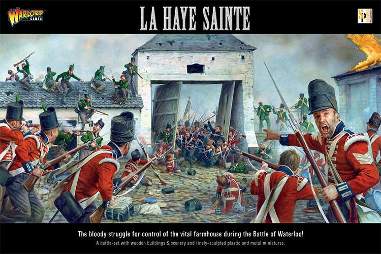 Black Powder Napoleonic Wars: La Haye Sainte [Collectors Edition]
