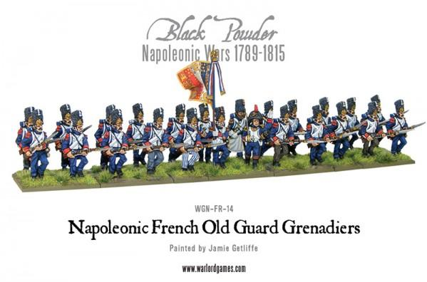 Warlord Games - Black Powder Napoleonic Wars: French Old