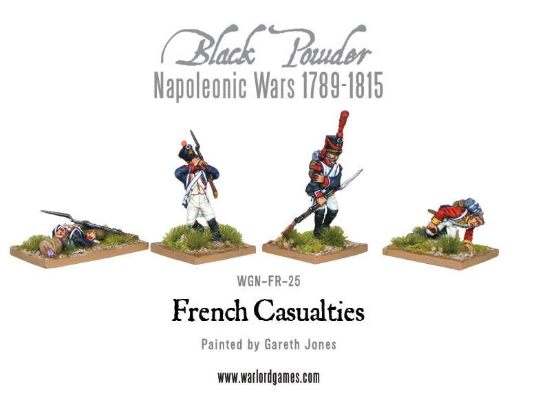Black Powder Napoleonic Wars: French Casualties