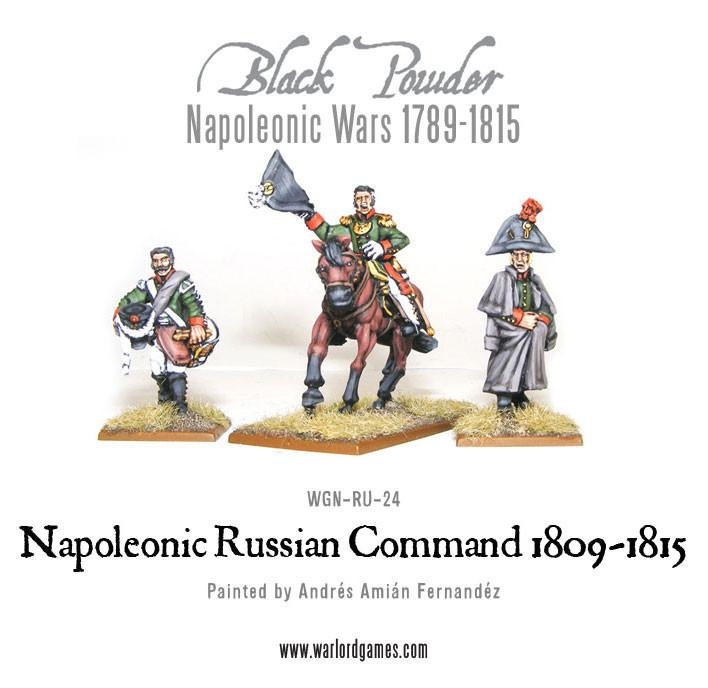 Black Powder Napoleonic Wars: Napoleonic Russian Command 1809-1815