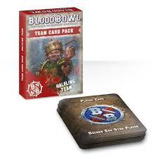 Blood Bowl: Team Card Pack- Halfing Team