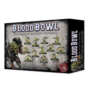 Blood Bowl: Scarcrag Snivellers- Goblin Blood Bowl Team