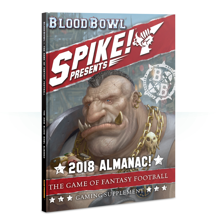Blood Bowl: Spike! Almanac 2018