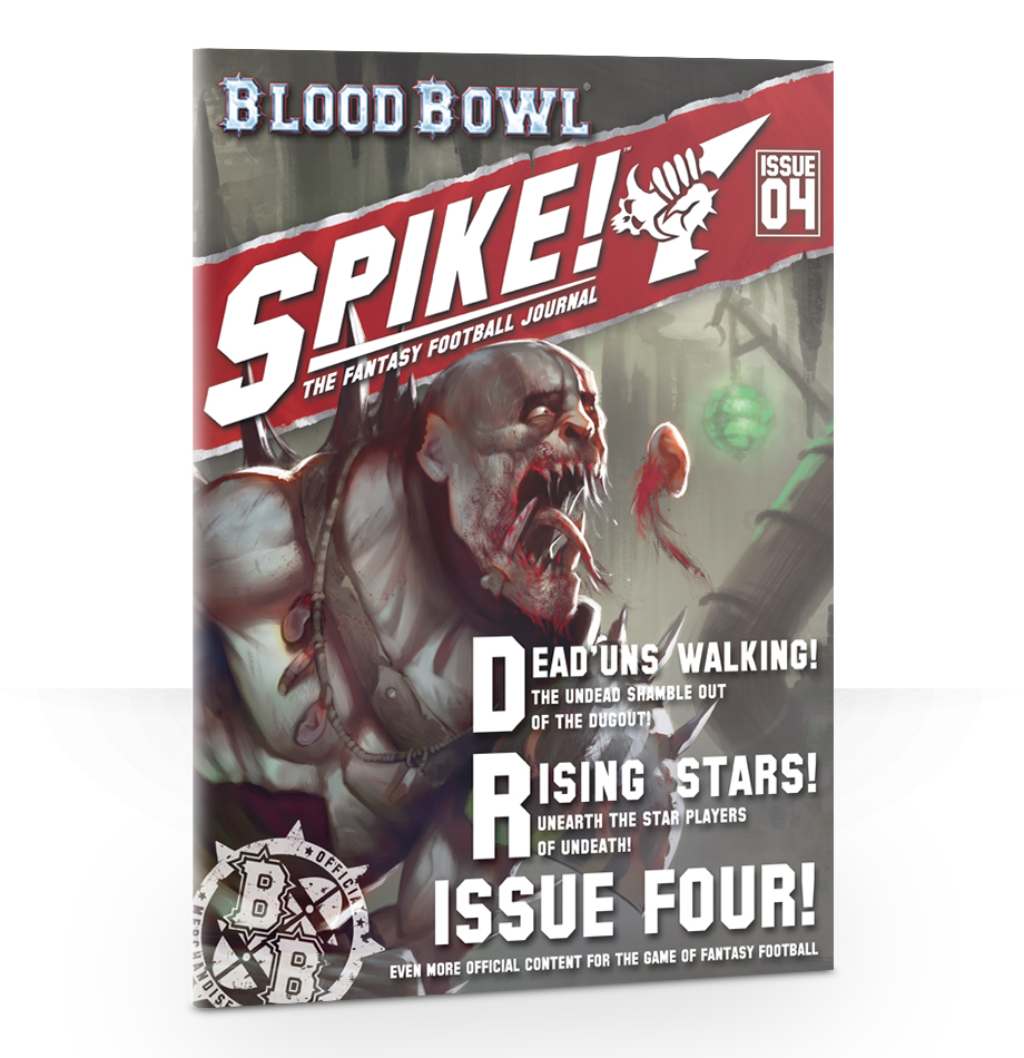 Blood Bowl: Spike! Journal; Issue 4