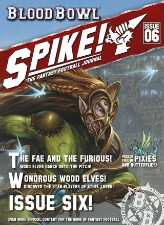 Blood Bowl: Spike! Journal; Issue 6