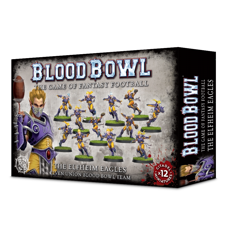 Blood Bowl: The Elfheim Eagles