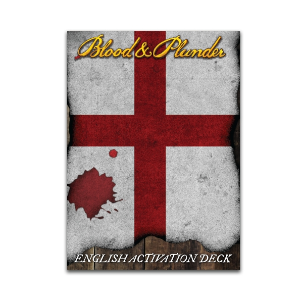 Blood & Plunder: ENGLISH ACTION DECK