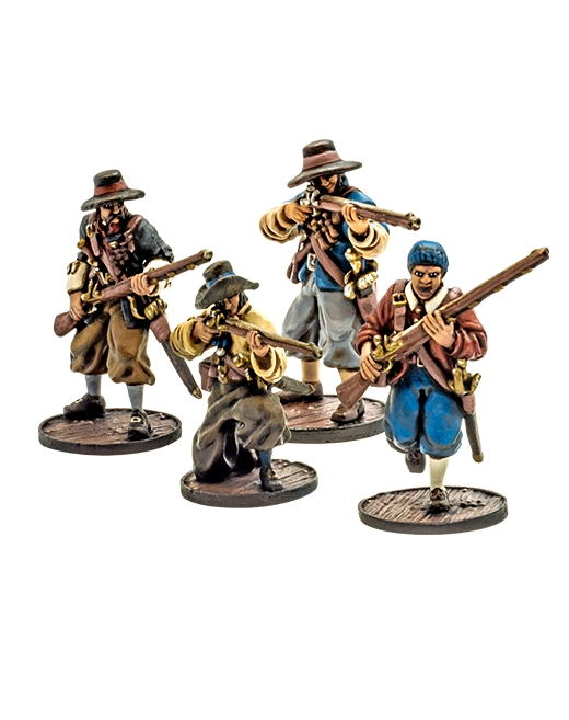 Blood & Plunder: FREEBOOTERS UNIT