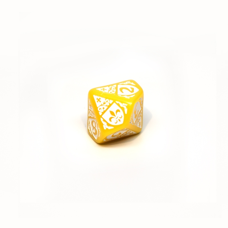 Blood & Plunder: FRENCH DICE