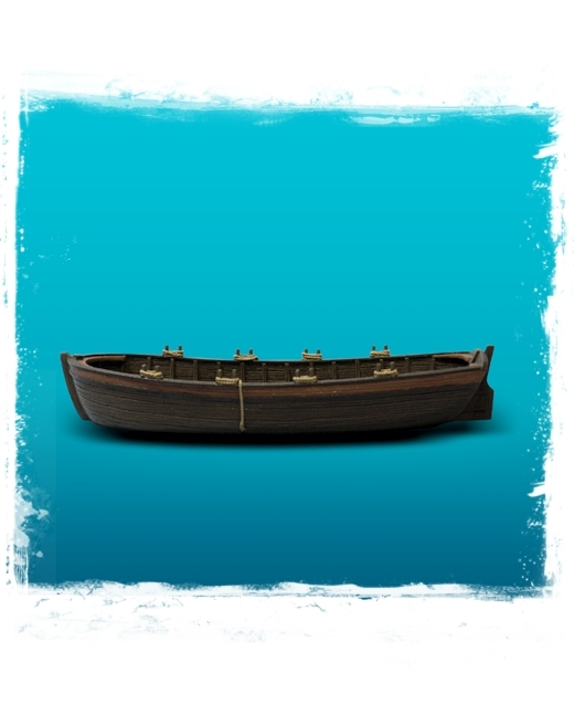 Blood & Plunder: LONGBOAT SHIP