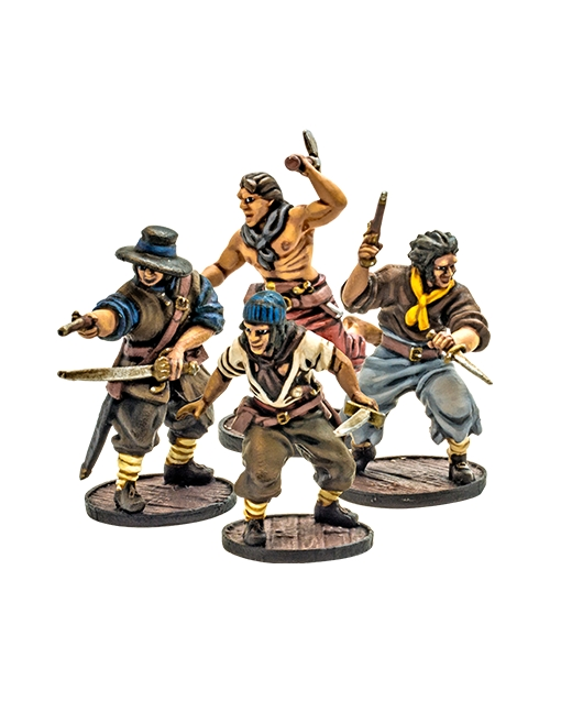 Blood & Plunder: SEA DOGS UNIT