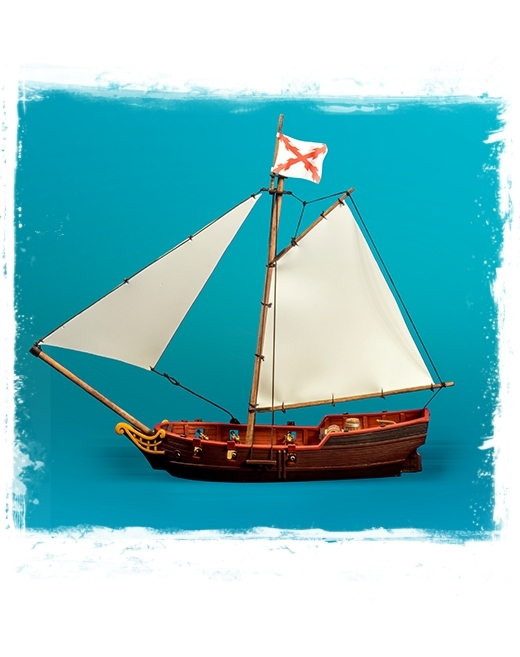 Blood & Plunder: SLOOP SHIP