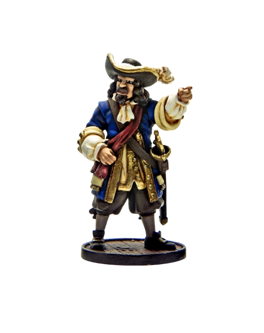 Blood & Plunder: SPANISH COMMANDER