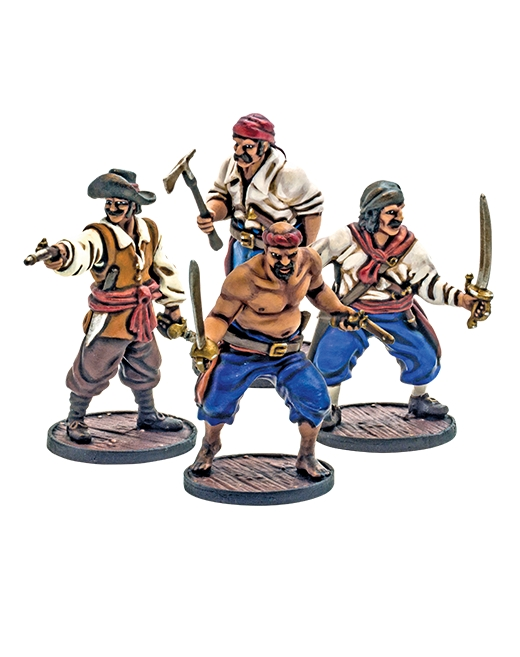 Blood & Plunder: SPANISH MARINEROS UNIT