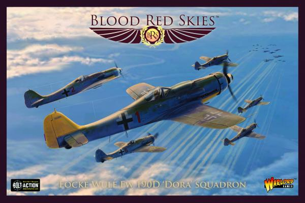 Blood Red Skies: FW 190 Dora Squadron