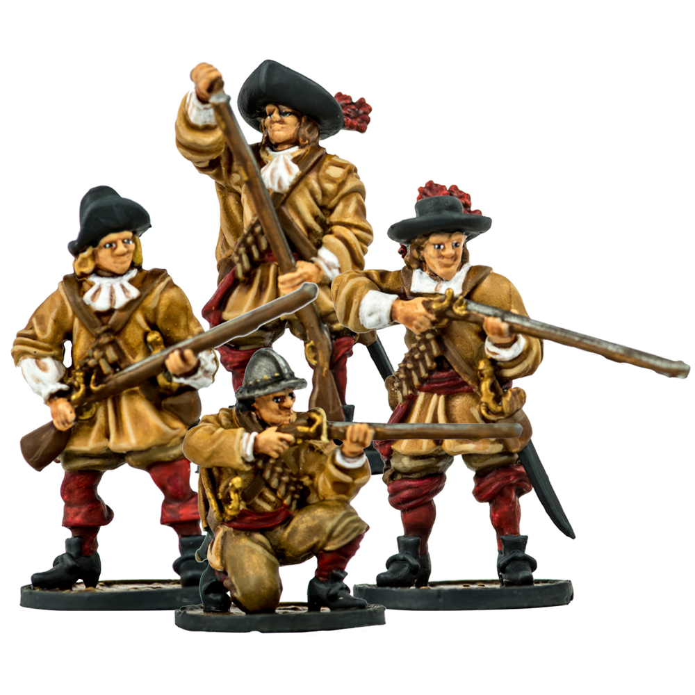 Blood & Plunder: Dutch Militie Unit