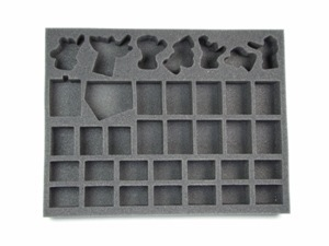 Battlefoam: WH40K: Blood Angels: Tray: Troop