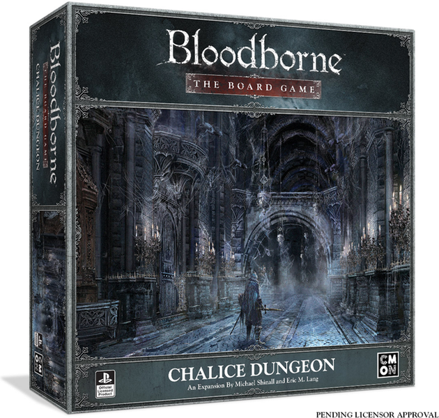 Bloodborne: The Board Game: Forbidden Woods Expansion