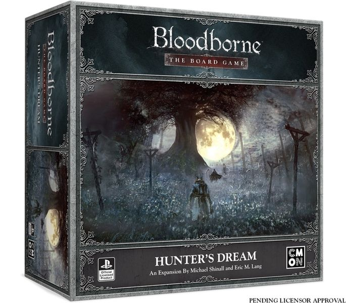 Bloodborne: The Board Game: Hunters Dream Expansion