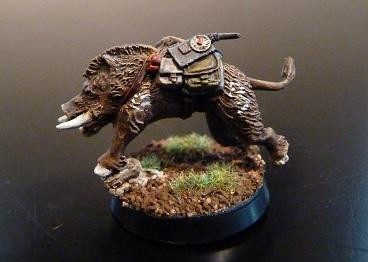 Wreck Age: Boar With Explosives