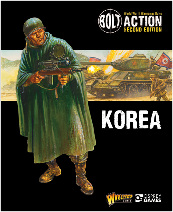 Bolt Action (2nd Edition): Korea