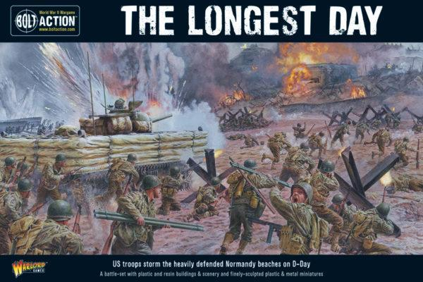 Bolt Action (2nd Edition): The Longest Day