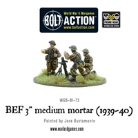 Bolt Action: BEF Vickers MMG Team (1939-40)