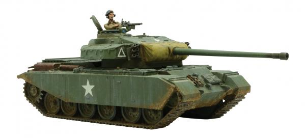 Bolt Action: British: Centurian Mk III