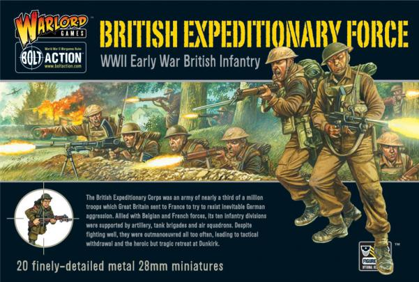 Bolt Action: British: Expeditionary Force
