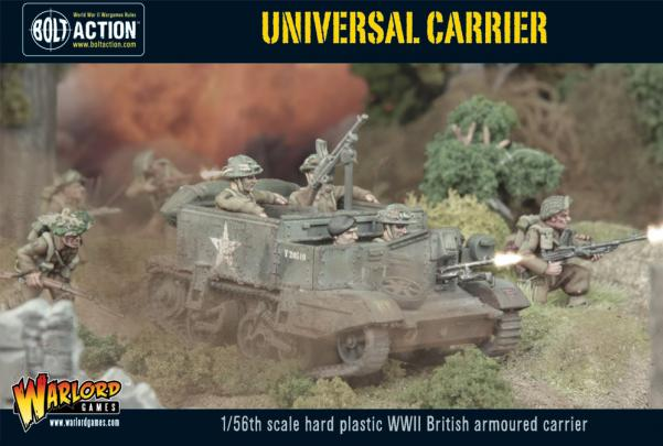 Bolt Action: British: Universal Carrier