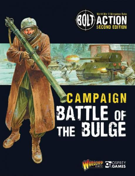 Bolt Action 2nd Edition: Campaign Battle of the Bulge