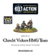 Bolt Action: Chindit Vickers MMG Team - WGB-BI-27 [5060200842195]