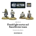 Bolt Action: Finnish: Light Mortar and Flamethrower Teams - WGB-FN-26 [5060200848906]