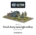 Bolt Action: French: Army 75mm Light Artillery - WGB-FI-25 [5060200842256]