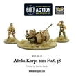 Bolt Action: German: Afrika Korps 2cm Flak 38 - WGB-AK-20 [5060200848579]