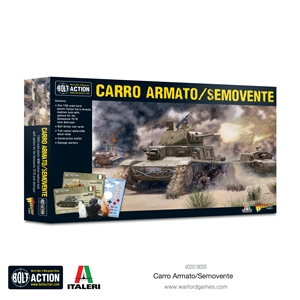 Bolt Action (2nd Edition): Italian: Carro Armato/Semovente