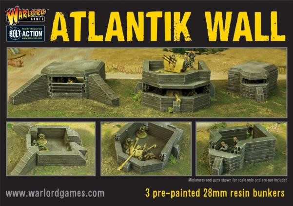 Bolt Action: Atlantik Wall