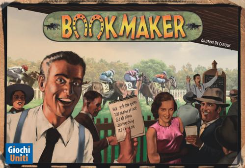 Bookmaker (SALE)