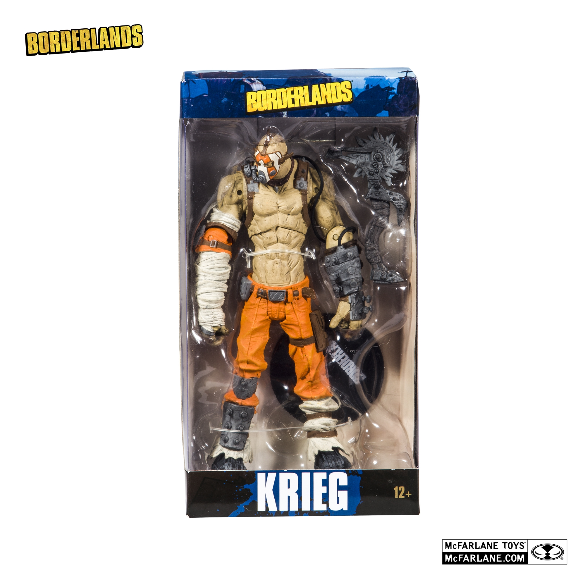 Borderlands: Krieg Figure