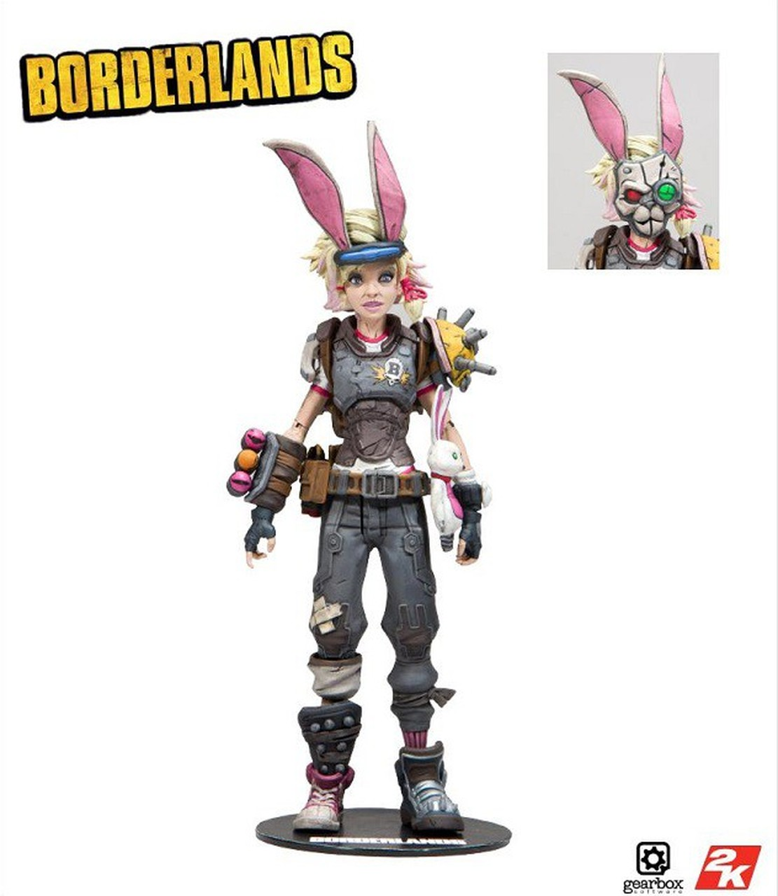 Borderlands: Tiny Tina Figure