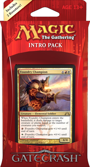 Magic: Gatecrash: Intro Pack: Boros Battalion