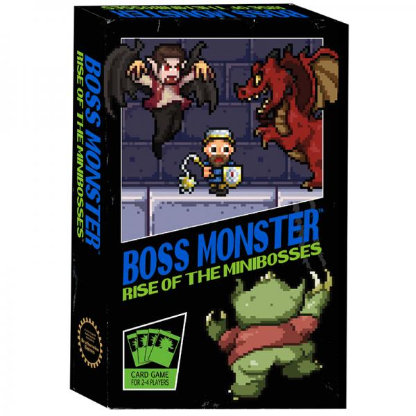 Boss Monster: Rise of the Minibosses [Damaged]